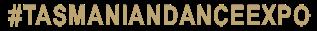 Tasmanian Dance Expo Logo